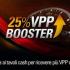 Dal 5 al 12 maggio Pokerstars ti regala il 25% in più di VPP e FPP!